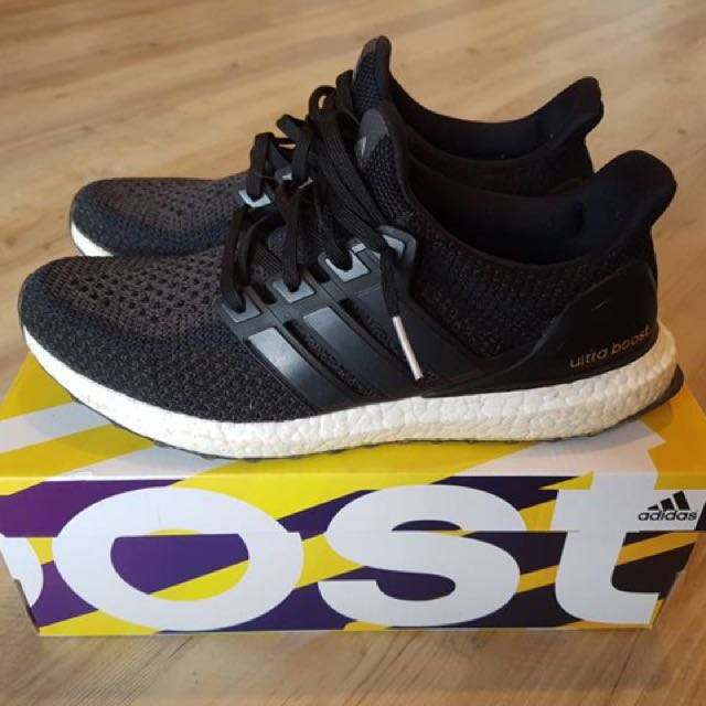 Adidas Ultraboost 2.0 Core Black