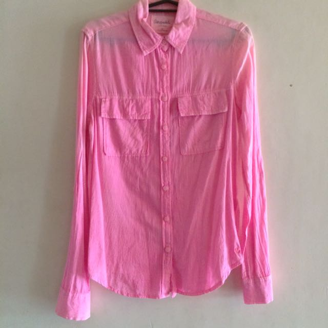 Aeropostale LS Button down