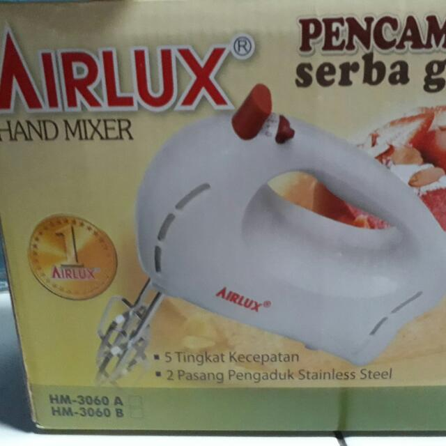 Airlux Hand Mixer