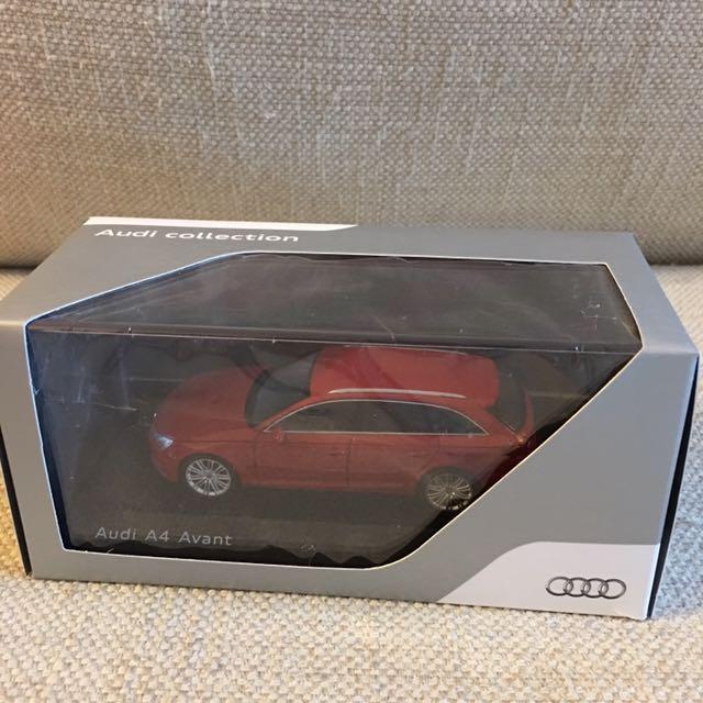Audi A4 Avant模型車 Auto Accessories On Carousell