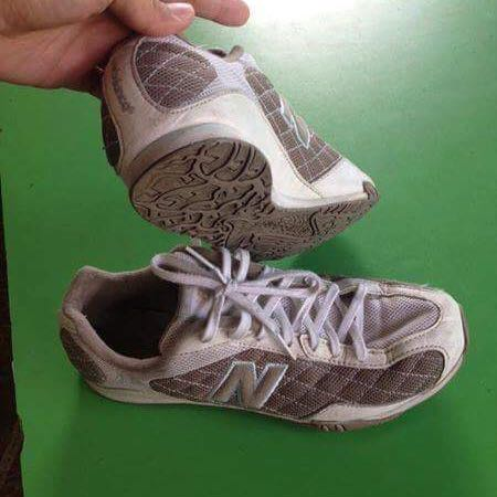 Auth. New Balance Rubber Shoes