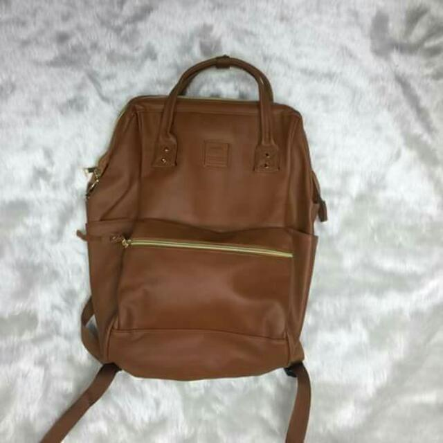 Authentic Anello Backpack Large