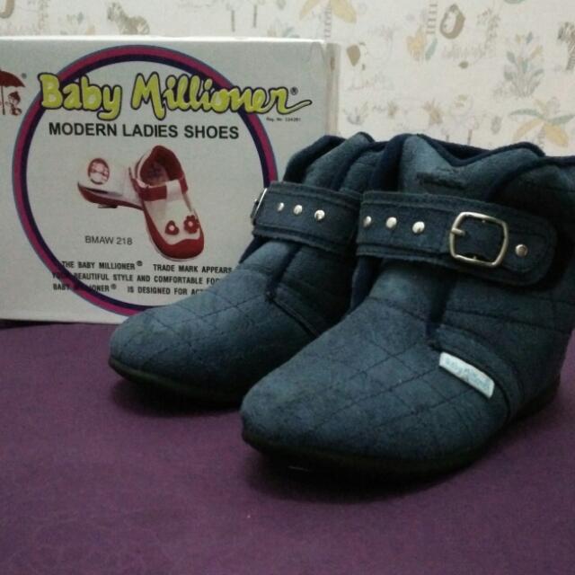 JUAL MURAH - NEW: BABY MILLIONER Shoes