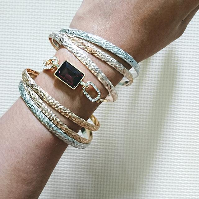 Bangles & Bracelet Set