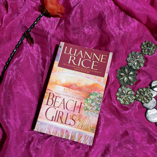 Beach Girls-Luanne Rice