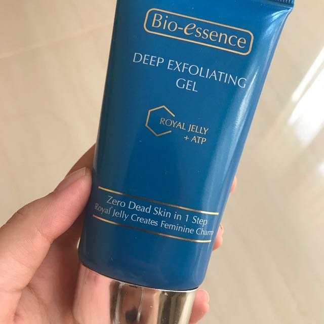 Bio Essence Exfoliating Gel