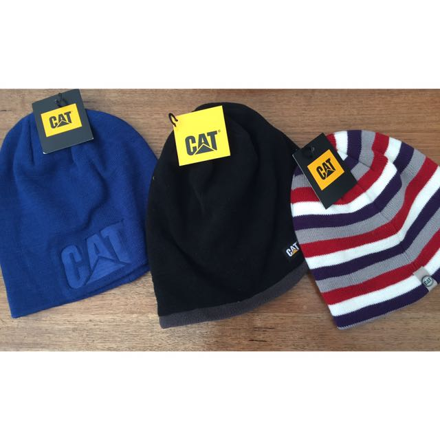 New With Tags 3 CAT BEANIE BUNDLE DEAL