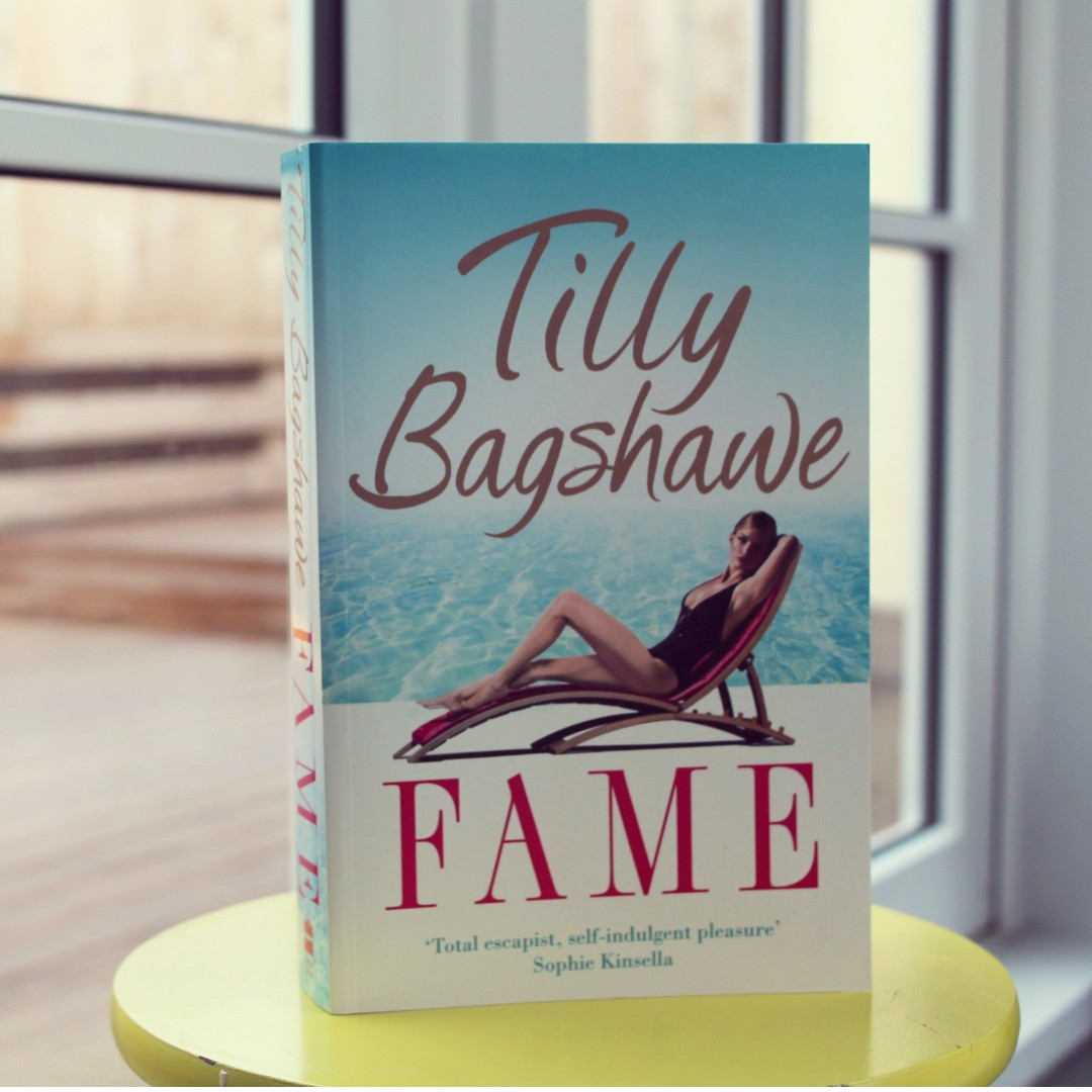 BOOK - FAME by Tilly Bagshawe
