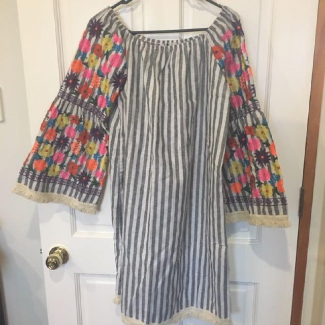 Brand New off shoulder dress