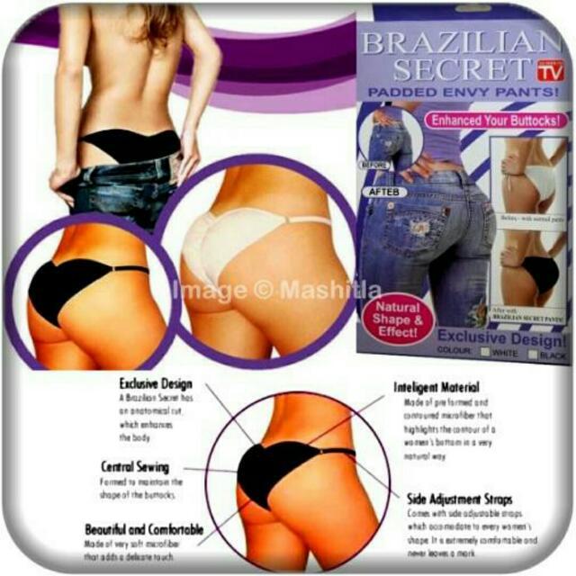 BRAZILIAN SECRET PANTY