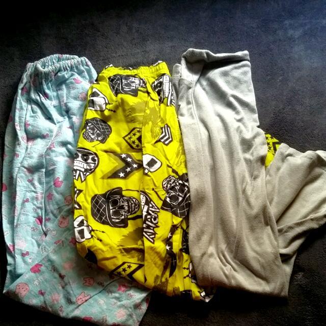 BUNDLE 7: Pajama Party