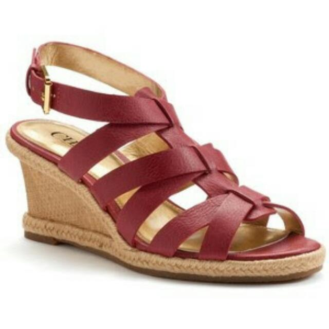 CHAPS Dallyn Wedge Sandal