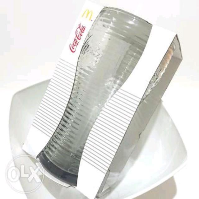 Coca Cola Glasses 5pc. Collection