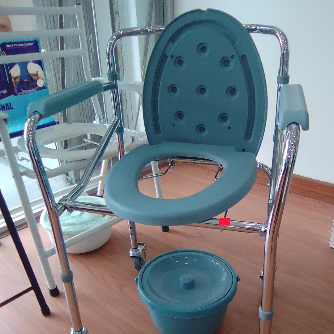 Enchanting Wheeled Shower Commode Chair Ornament - Bathtub Design ...