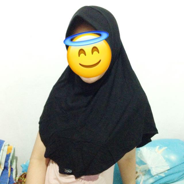 Daily Hijab/Jilbab instant by Sofia