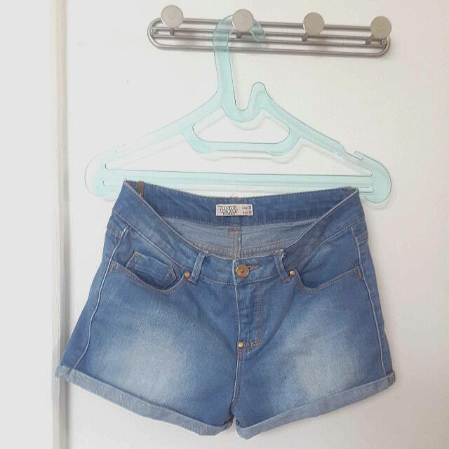 Denim Shorts Mex 28 by Pull & Bear