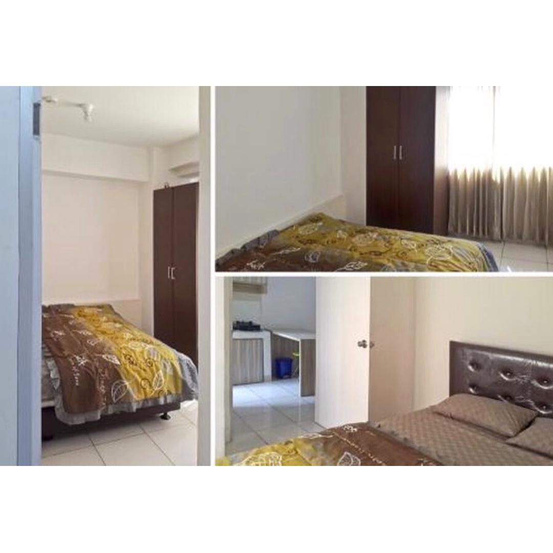 Dijual cepat apartemen Baywalk 2BR : 450 jt