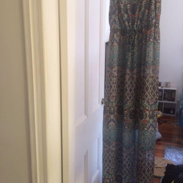 Dress (Just jeans)