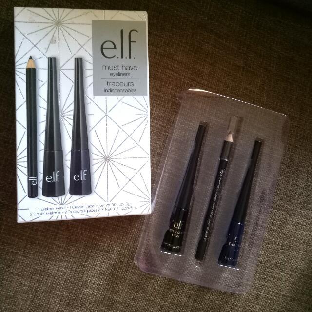 Elf Eye Liner Set