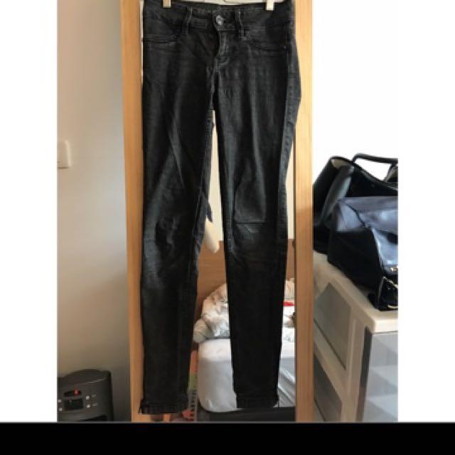 Esprit Skinny牛仔長褲