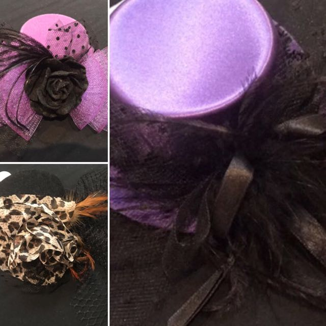 FASCINATOR HATS FOR HORSE RACE FASHION