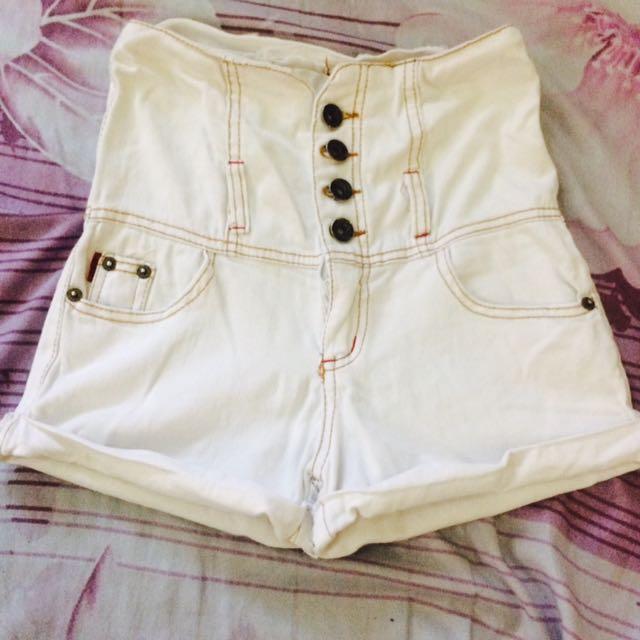 White HW Short