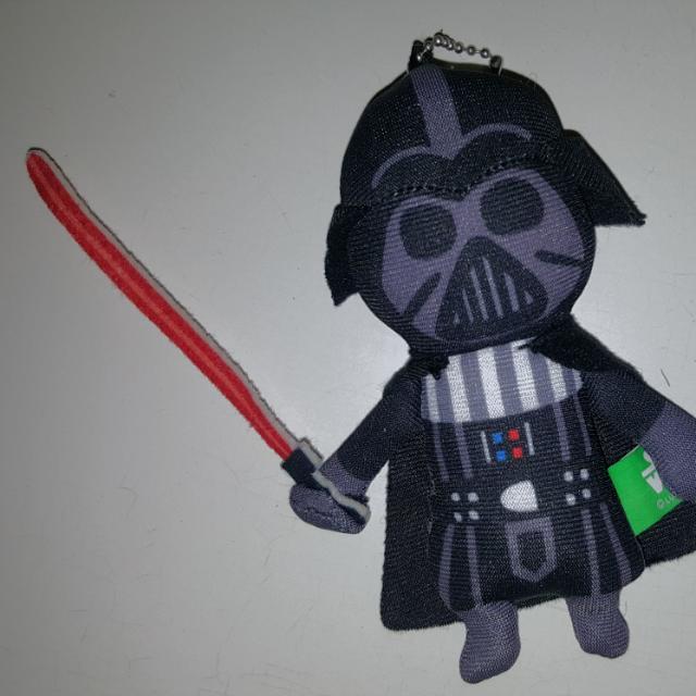 Gantungan Boneka Darth Vader Starwars Ori