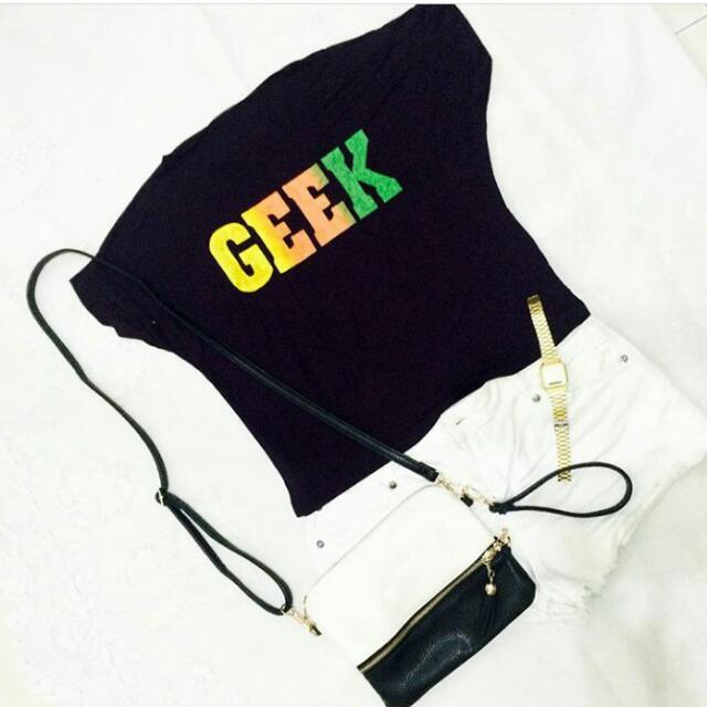 Geek Top / Small