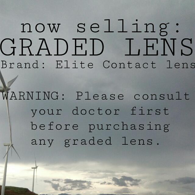 Graded Lens!