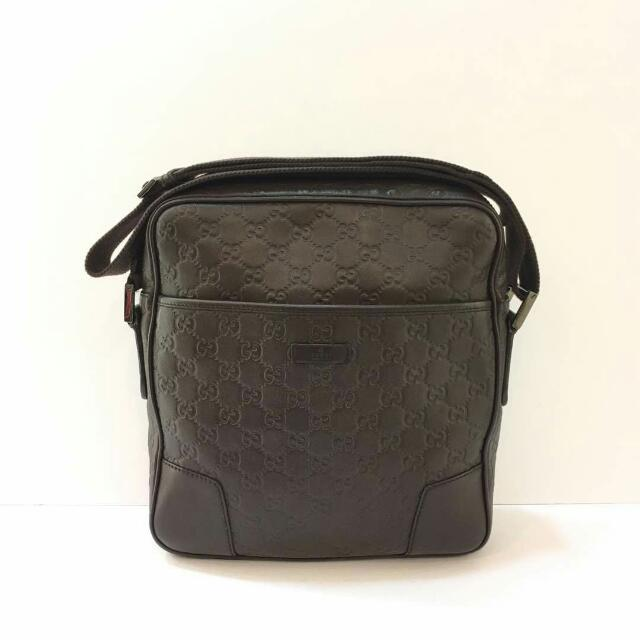 "ee77f91b1005 gucci men""s messenger bag, Luxury, Bags & Wallets on Carousell"