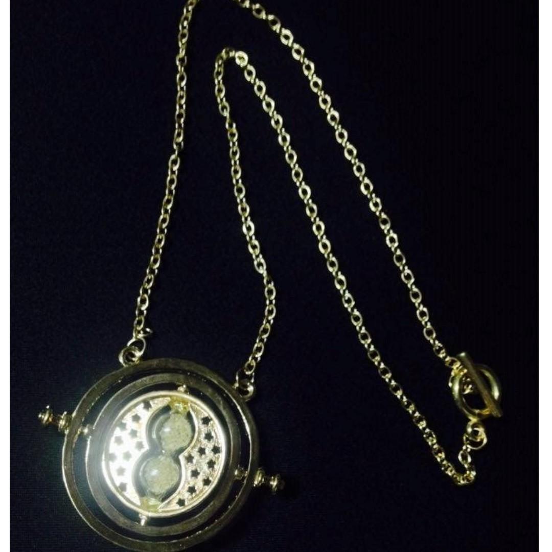 Harry Potter Time-turner Necklace
