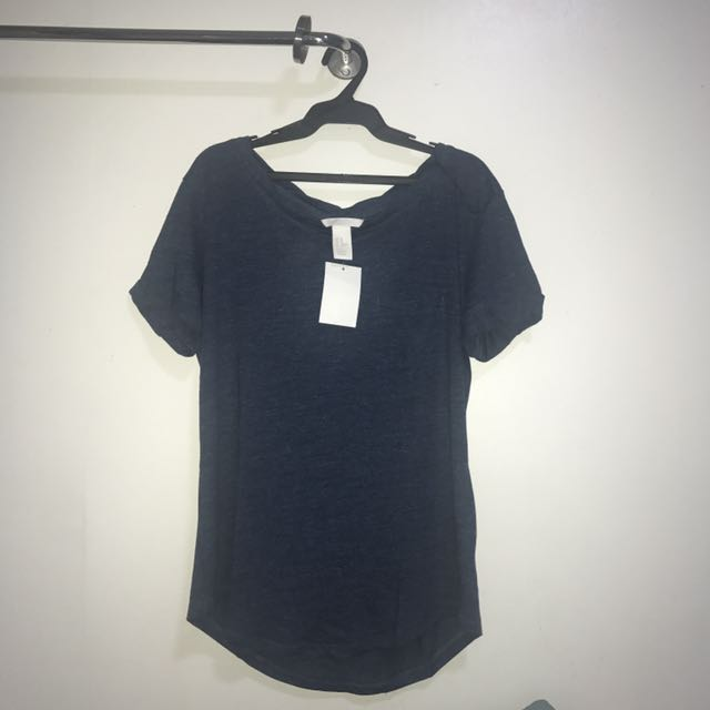 H&M Dark Teal T-shirt