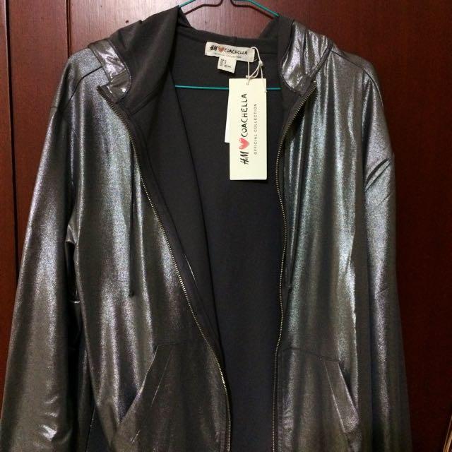 H&M jacket coachella edition
