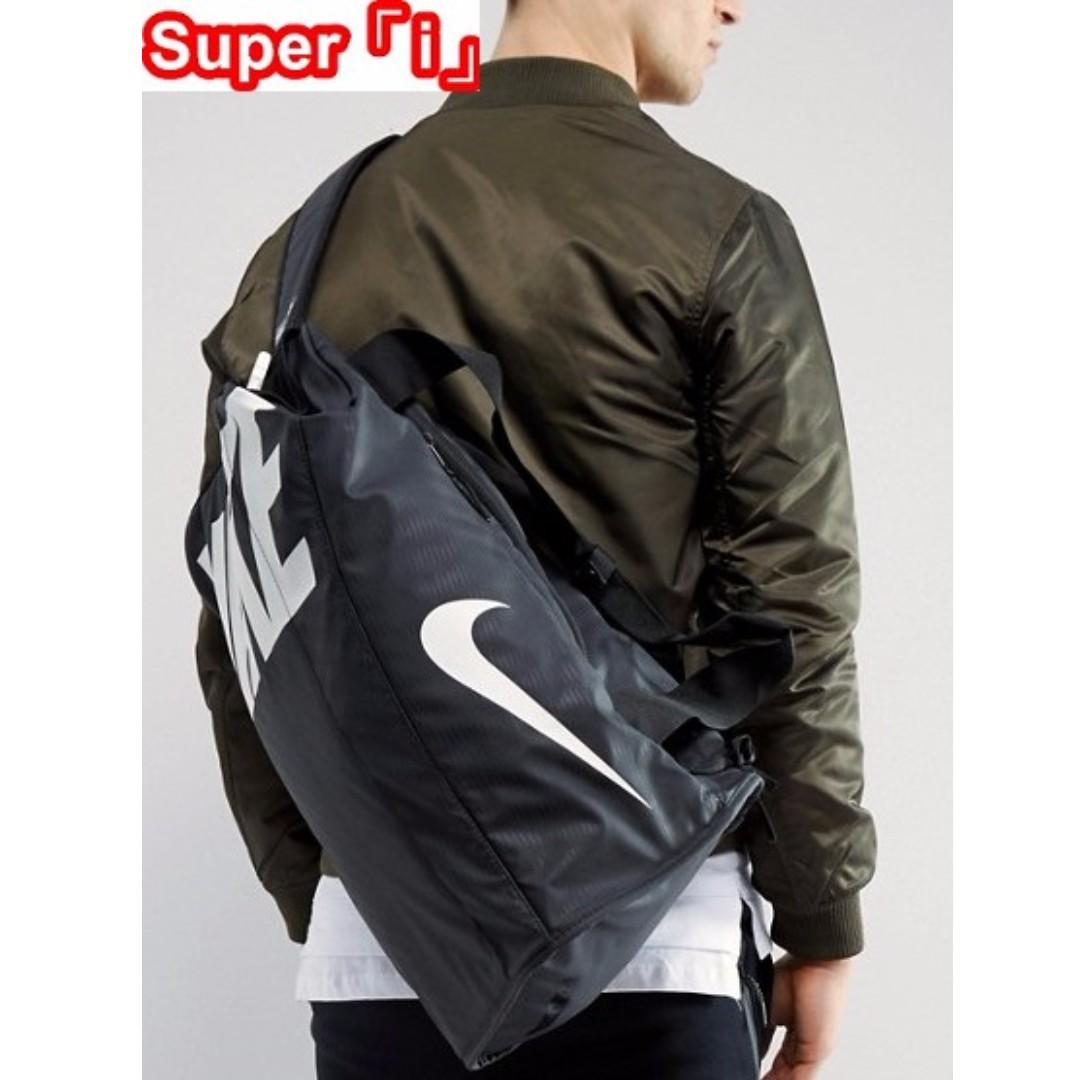 「i」【現貨】Nike Alpah 黑色 Small 高機能多功性 側背/手提/後背/斜挎包 裝備袋 旅行袋