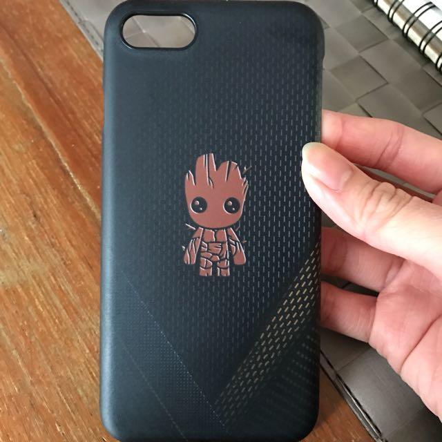 iPhone 7 Guardians Of The Galaxy Groot Case