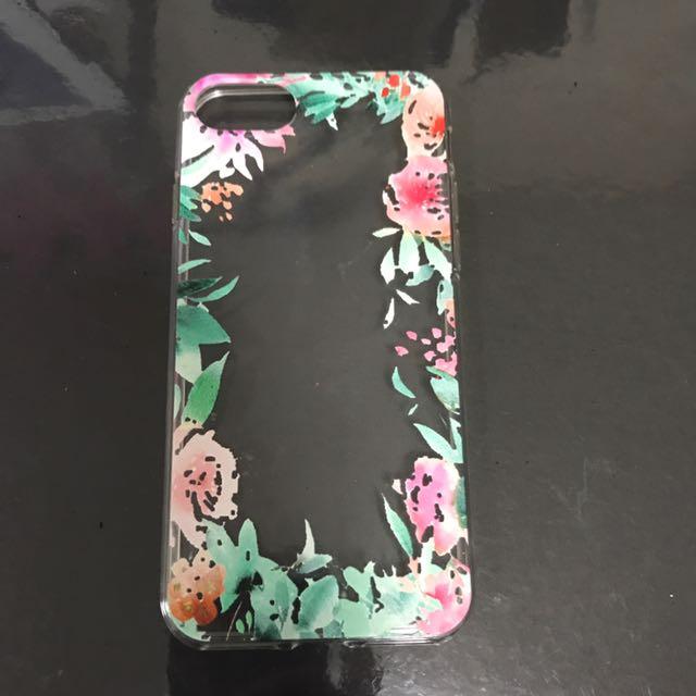Iphone 7 Semi Clear Case