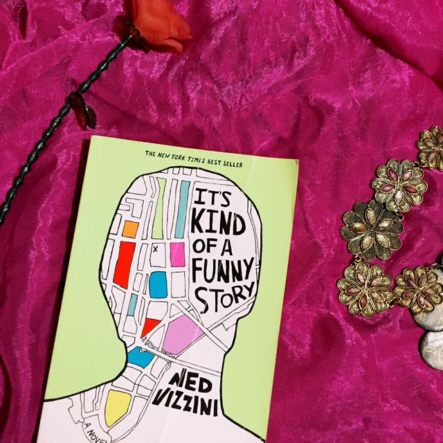 It's Kind Of A Funny Story-Ned Vizzini
