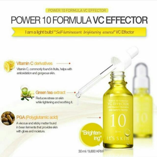 It's Skin 10 VC Effector