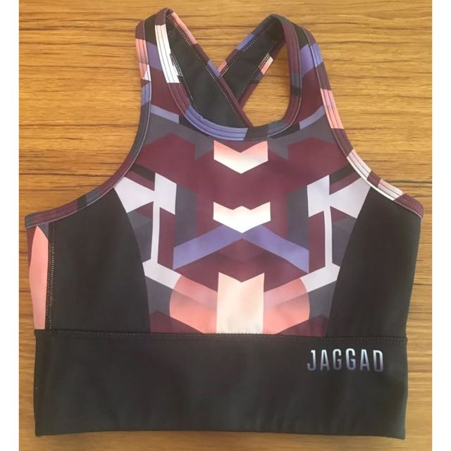 JAGGED Crop (Size Small)