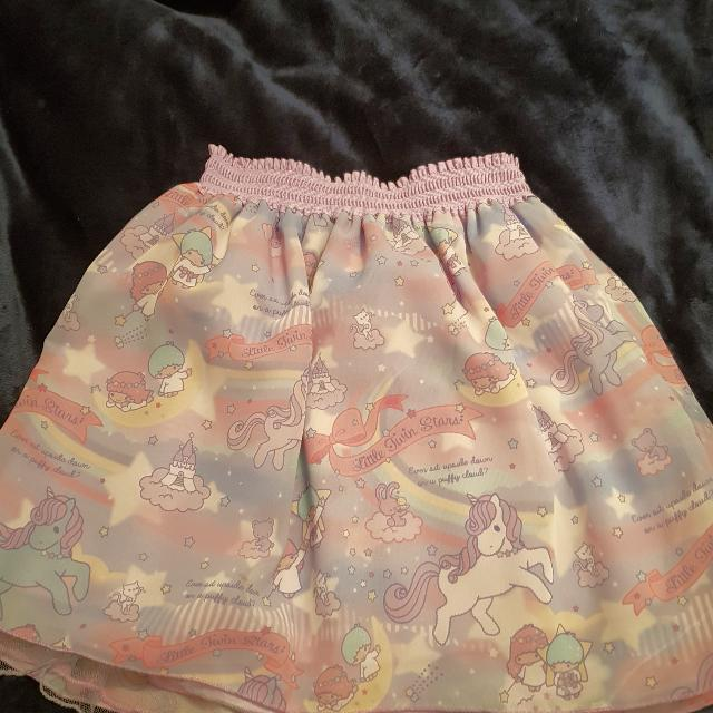 JAPAN LA x LITTLE TWIN STARS SKIRT