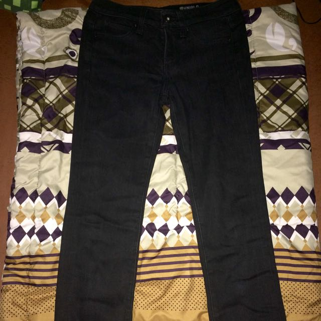 Jeans Skinny Fit Uniqlo