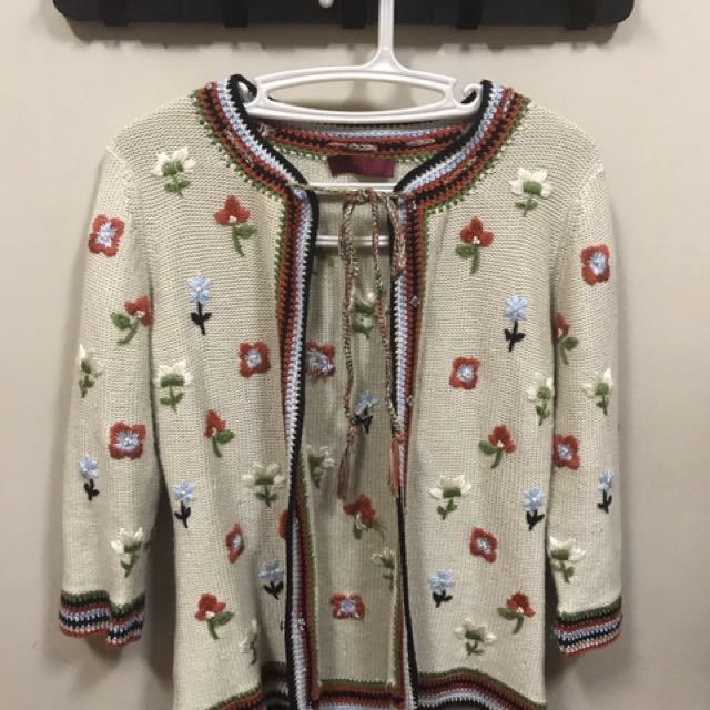 Kenzo Knitted Cardigan