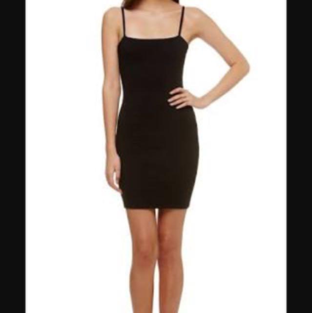 Kookai Nakata Dress Size 1 In Black 726d402dc