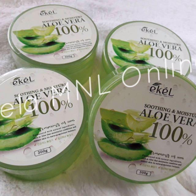 Korea Ekel 100% Aloe Vera Gel