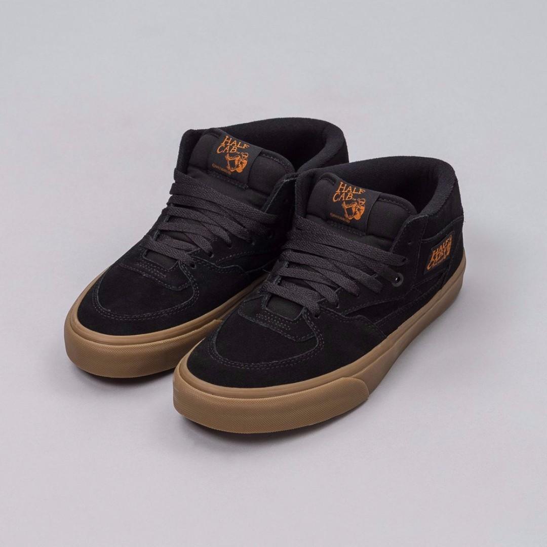 fc23b3c1b2 LIMITEDSALE VANS Half Cab Gumsole Shoes