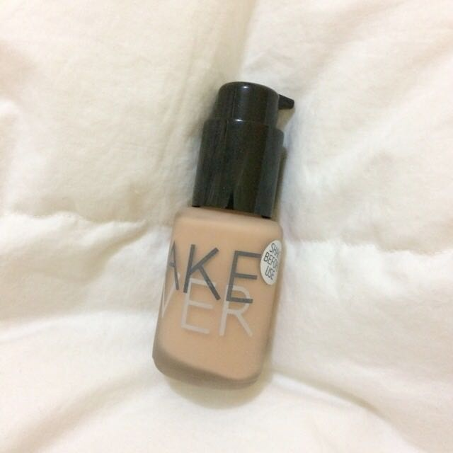Make Over Liquid Foundation - 02 Pink Shade