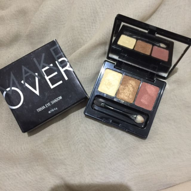 Make over trial eyeshadow