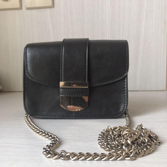 MANGO sling bag/clutch
