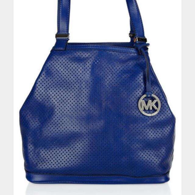 Michael Kors Perforated Tote Bag Authentic