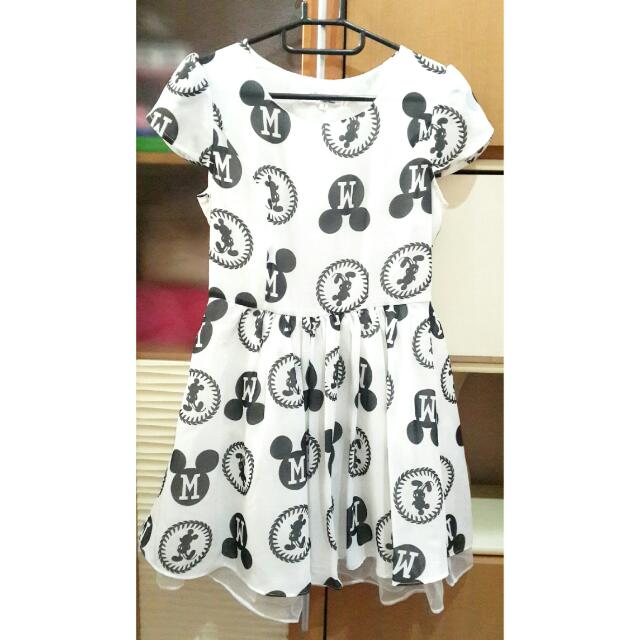 NEW! Mickey Mouse Dress